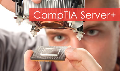 CompTIA Server+ Course Enrolment